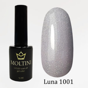 Гель-лак Moltini Luna 1001, 12 ml