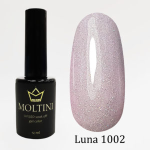 Гель-лак Moltini Luna 1002, 12 ml