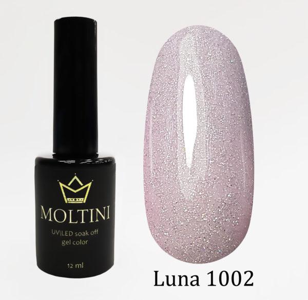 Гель-лак Moltini Luna 1002, 12 ml