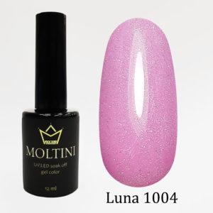 Гель-лак Moltini Luna 1004, 12 ml