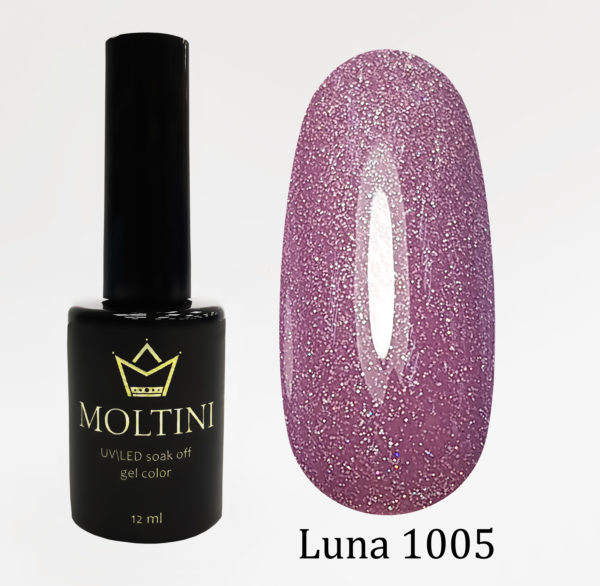 Гель-лак Moltini Luna 1005, 12 ml