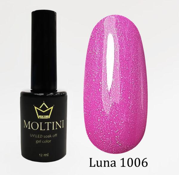 Гель-лак Moltini Luna 1006, 12 ml