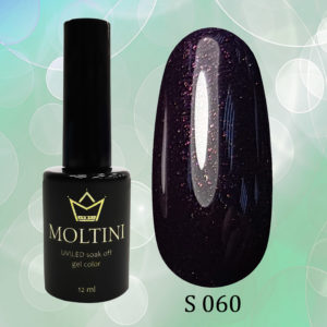 Гель-лак Moltini Shine 060, 12 ml