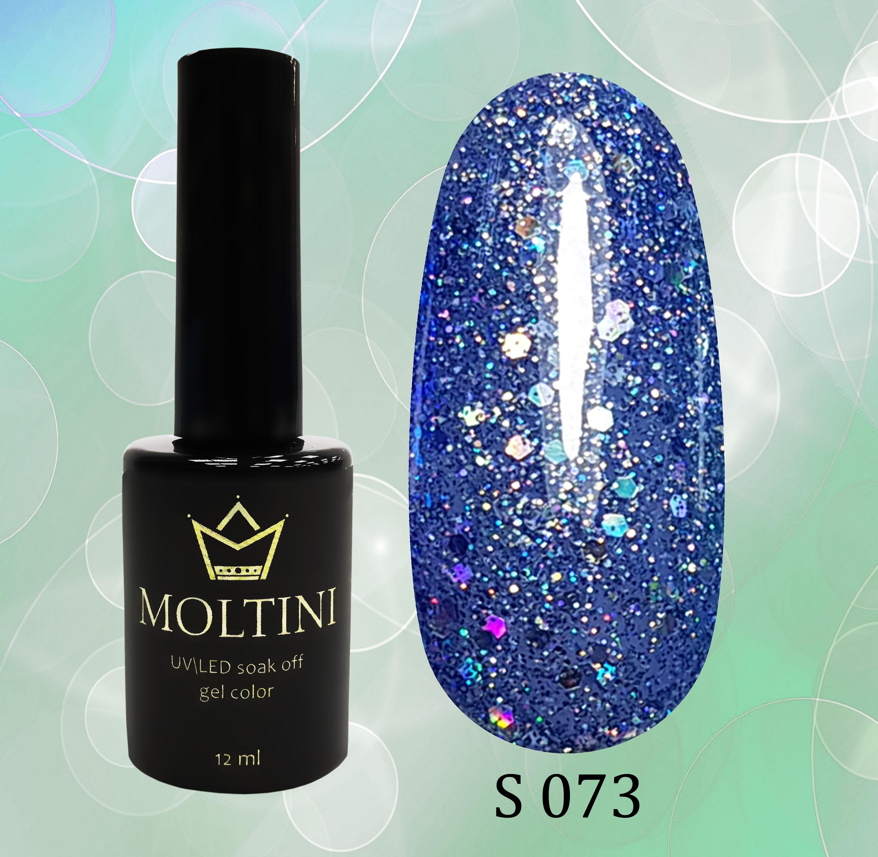 Гель-лак Moltini Shine 073