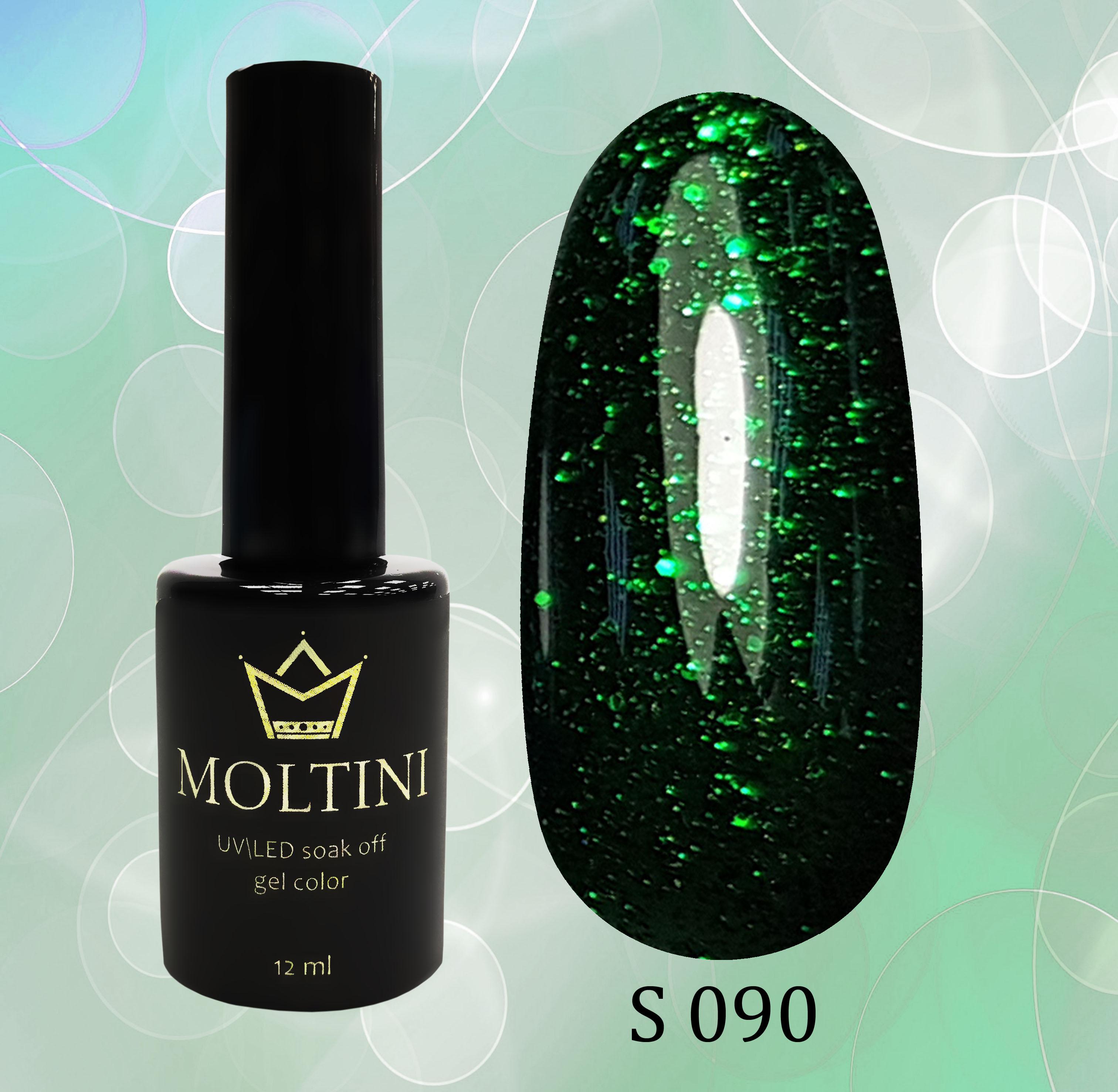 Гель-лак Moltini Shine 090