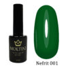 Гель-лак Moltini Nefrit 001, 12 ml