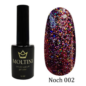 Гель-лак Moltini Noch 002, 12 ml