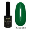 Гель-лак Moltini Nefrit 002, 12 ml
