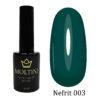 Гель-лак Moltini Nefrit 003, 12 ml