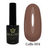 Гель-лак Moltini COFFE 004, 12 ml