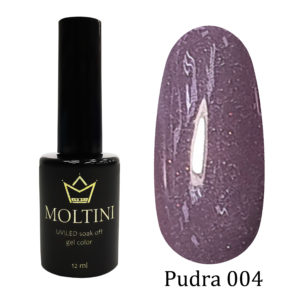 Гель-лак Moltini Pudra 004, 12 ml