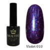 Гель-лак Moltini Violet 010, 12 ml