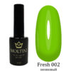Гель-лак Moltini Fresh 002, 12 ml