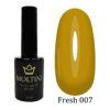 Гель-лак Moltini Fresh 007, 12 ml