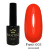Гель-лак Moltini Fresh 008, 12 ml