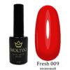 Гель-лак Moltini Fresh 009, 12 ml