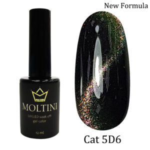 Гель-лак Moltini Cat Eye 5D 006, 12 ml