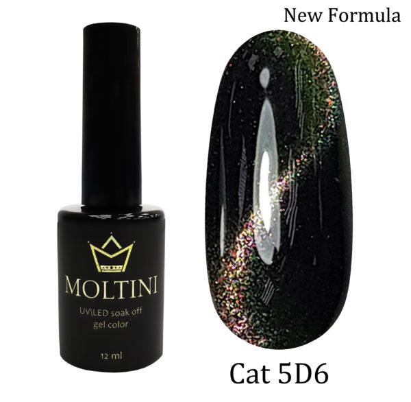 Гель-лак Moltini Cat Eye 5D 006, 12 ml