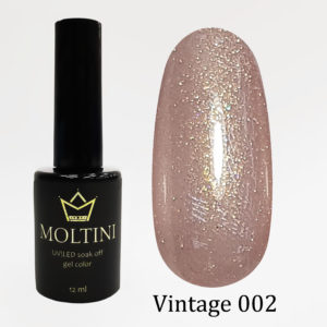 Гель-лак Moltini Vintage 002, 12 ml