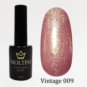 Гель-лак Moltini Vintage 009, 12 ml
