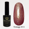 Гель-лак Moltini Vintage 011, 12 ml
