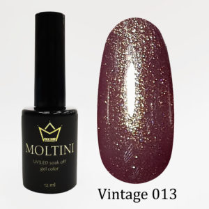 Гель-лак Moltini Vintage 013, 12 ml