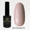Гель-лак Moltini Ice Cream 001, 12 ml