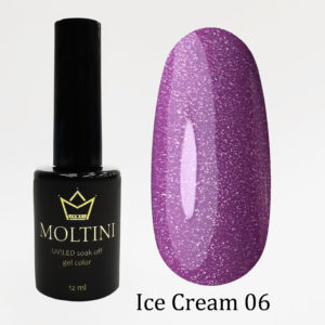 Гель-лак Moltini Ice Cream 006, 12 ml