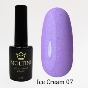 Гель-лак Moltini Ice Cream 007, 12 ml