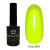 Гель-лак Moltini Fruit 001, 12 ml