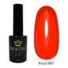 Гель-лак Moltini Fruit 007, 12 ml