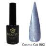 Гель-лак Moltini Cosmo Cat 002, 12 ml