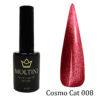 Гель-лак Moltini Cosmo Cat 008, 12 ml