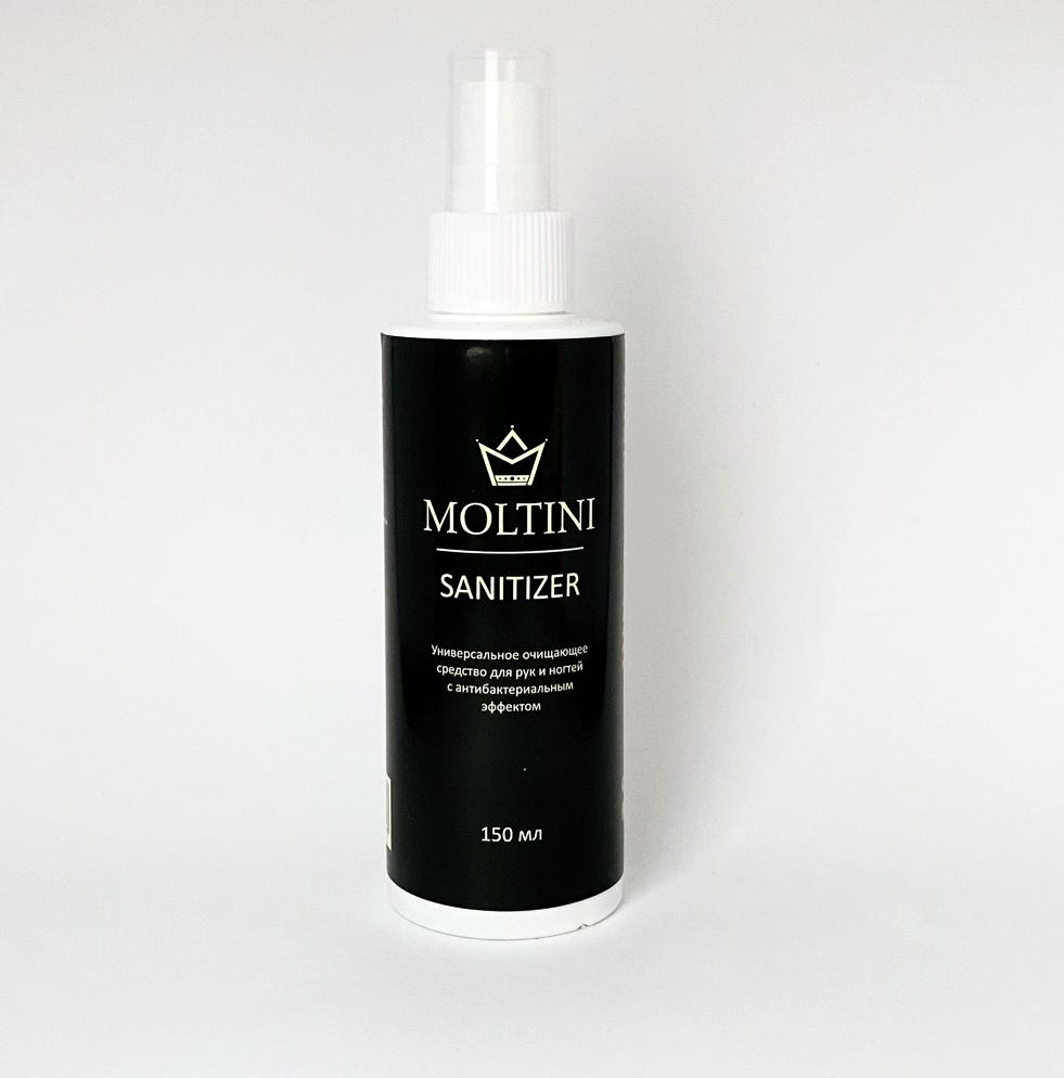 Спрей-антисептик для рук Moltini150 мл.