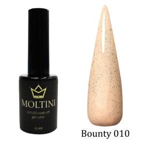 Гель-лак Moltini Bounty 010, 12 ml