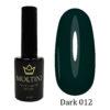 Гель-лак Moltini Dark 012, 12 ml
